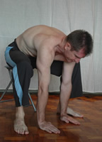 correct stretching